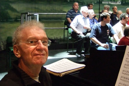 Owen Maelor Roberts (Deputy Conductor)
