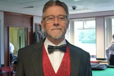 13B. The Choir is pleased to welcome John Chapman as a full member of the choir who made his debut at the wedding at St James' Taxal