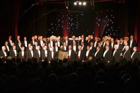 56.Concert in the Oakengates Theatre, Telford, in aid of Guide Dogs for the Blind - 9th of October