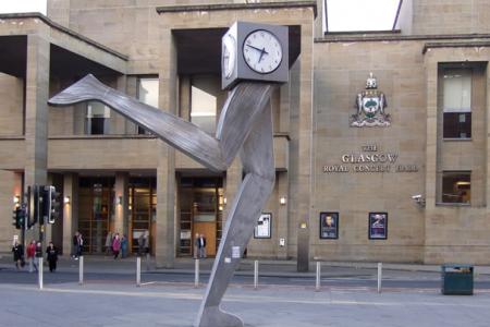 The Glasgow Royal Concert Hall - 13th April