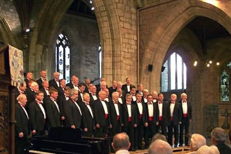 38.Gala Concert at St Asaph Cathedral on the 1st of September