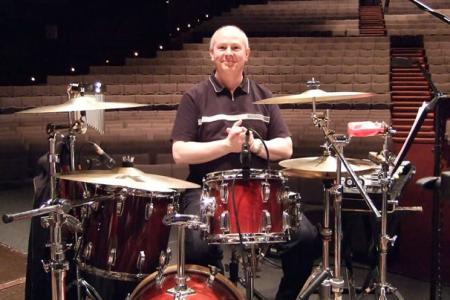 Steve Socci (Percussion)