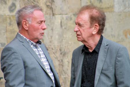 John Daniel and Owen Roberts
