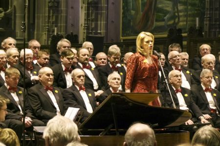 08.Kathryn Rudge - guest soloist at the Liverpool Cathedral Concert