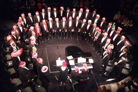 72.Christmas Concert in the New Vic Theatre - 19th December