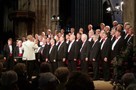 39.Concert for the Ludlow Festival in St Laurence's Church