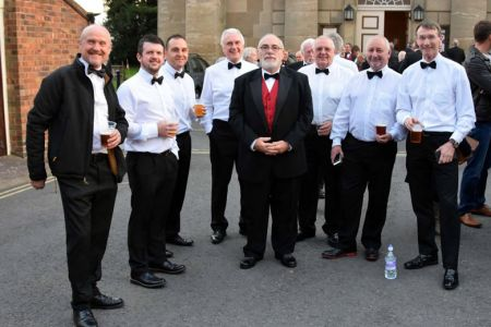 80.The Fron Choir Probationers join us in Bridgnorth for the Mayor's Charity Concert