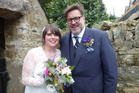 10D The Bride and Groom - Thank you for letting us be part of your special day