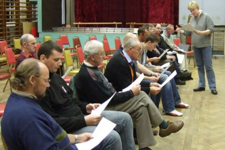 45.Special rehearsal for New Members who have joined in the last twelve months