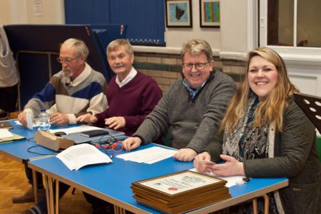 02.The AGM of the Choir - 18th January