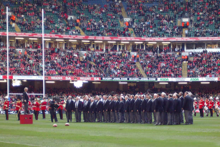 Ready for the Anthems