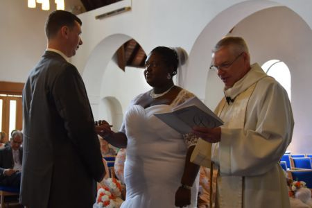 68.The marriage of Matthew (2nd Bass) to Olawunmi - 30th July