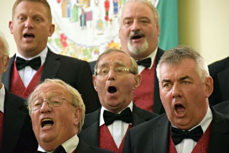 76.In Concert at the Hamilton Street Methodist Church, Hoole - 17th September