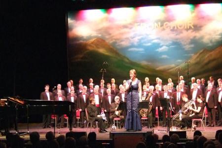 In Concert Venue Cymru Llandudno