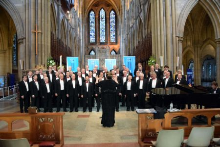 Gala concert in Truro Cathedral