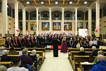 09.Concert with The Mersey Wave Choir - 19th February
