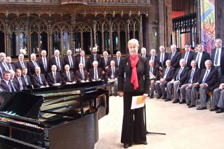 66.In Concert at Manchester Cathedral 15th December