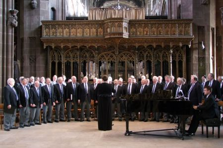 67.In Concert in Manchester Cathedral