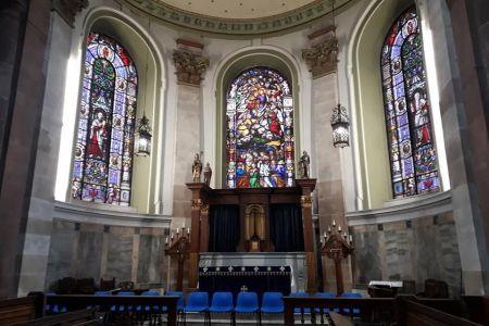 07B. St Alkmunds Church Whitchurch a beautiful venue for a concert 23/03/19