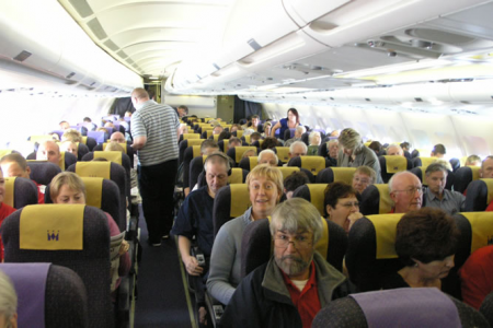 Monarch 5052 to Cyprus