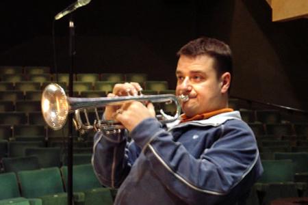 Simon Lenton (Trumpet and Piccolo Trumpet)