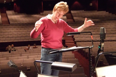 Ann Atkinson (Conductor)