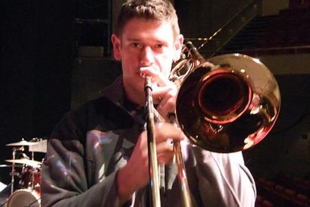 Richard Tuddenham (Trombone)