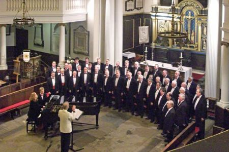 04.In Concert, St Chad's Church in Shrewsbury - 16th January
