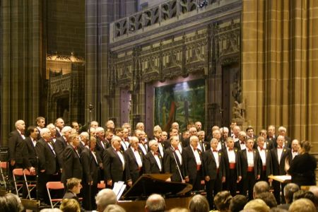 09.In Concert at the Liverpool Anglican Cathedral - 3rd of March