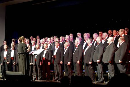 65.The Choir's 2013 Wrexham Concert