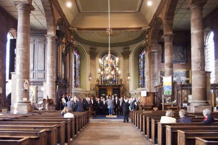 20.St Alkmunds Church, Whitchurch, Shropshire - 17th April