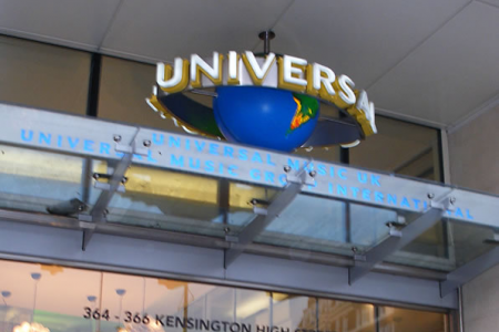 17.The Home of Universal Music in the UK