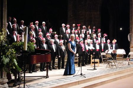 70.Chester Cathedral Concert - 11th December