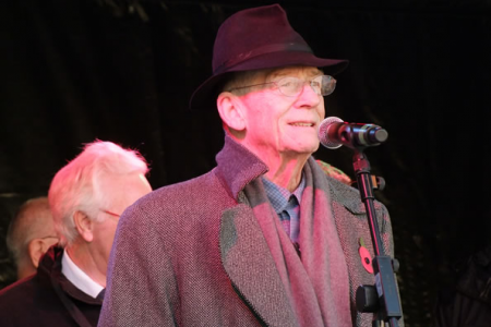 05.John Hurt recites the poem Do not stand at my grave and weep