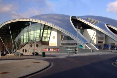The Sage Theatre Gateshead