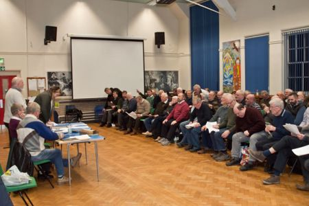 01.The AGM of the Choir - 18th January