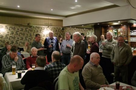 23.Social Evening at the Bridge End Hotel Llangollen with Will Martin - 17th March