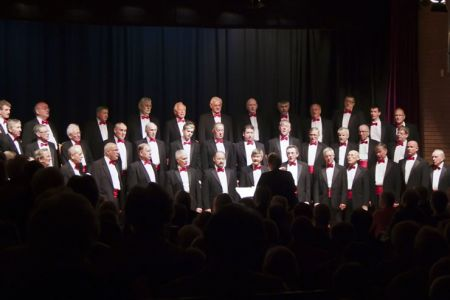14.In Concert at the Heswall Hall and Theatre