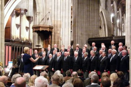 50.Concert in St Laurence Church Ludlow for the  Rotary Club of Ludlow - 3rd October