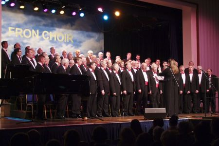 Concert in the William Aston Hall Wrexham - 19th November - the final Autumn Tour concert.