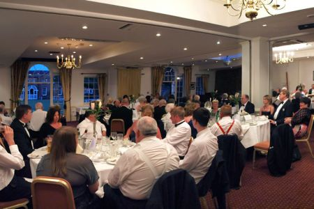 23.Choir Dinner held at the Wynnstay Hotel in Oswestry - 26th May