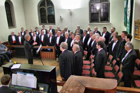 12.Concert in Hamilton Street Methodist Church, Hoole - 17th March