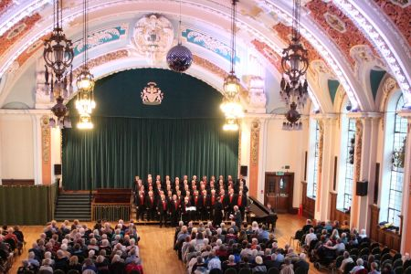08F. The beautiful stockport town hall 06/04/2019