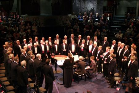 79.Christmas Concert in the New Vic, Newcastle-under-Lyme - 22nd December