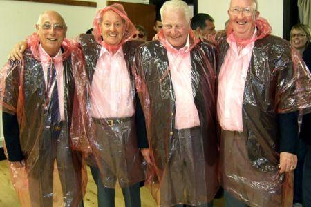 It's rather damp in Beddgelert !