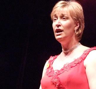 Ann Atkinson Mezzo Soprano