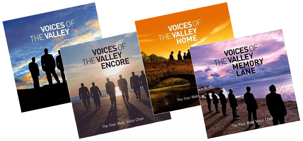 VOICES OF THE VALLEY - The original Box Set