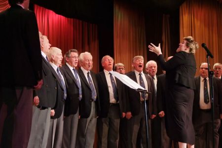 37.Choir Charity Concert in Llay