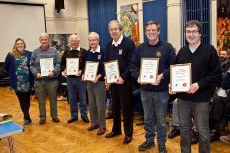 04.Long Service Awards - 18th January