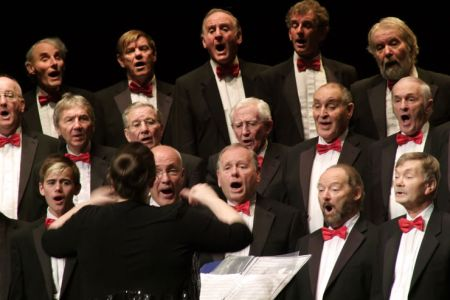 76.Tenors In Concert at the Floral Pavilion